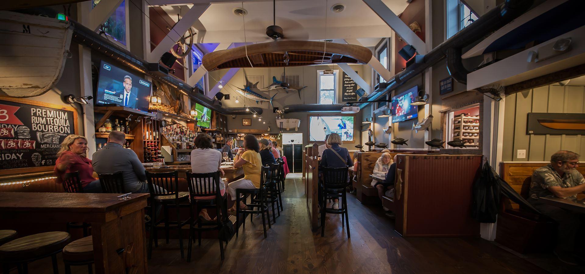 Striper Bites Restaurant Located In Lewes